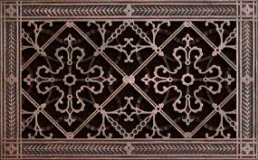 Decorative Air Conditioning Return Grille by Decorative Grille Vent Cover Or Return Register Made Of