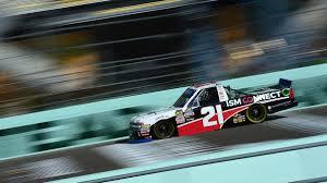 NASCAR Homestead Truck Race Results: Brett Moffitt Wins Race And ...