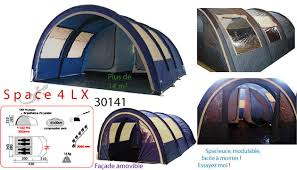 tente 4 places 2 chambres seconds family 4 2 xl quechua tente 4 places 2 chambres seconds family 4 2 xl 12 pin tentes