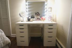 Vanity Table With Lighted Mirror Canada by Ikea Vanity Table Canada Vanities Small Dressing Table Without