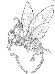 Coloring Pages Licious Dragon For Adults Free Of Dragons