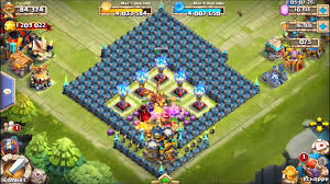 Pumpkin Duke Castle Clash 99 by Castle Clash Parchemin Blitz Déverrouiller Résultat Guerre De