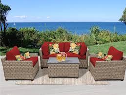 Meadowcraft Patio Furniture Cushions by Tk Classics Conversation Sets You U0027ll Love Wayfair
