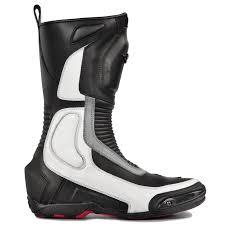 spyke road runner wp waterproof motorcycle boots touring bike boot