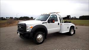 100 Ford Tow Trucks For Sale F450 Super Duty 4x4 Century Truck Wrecker By CarCo