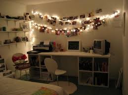 Dorm room ideas found on weheartit IKEA furniture indoor fairy