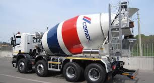 100 Concrete Truck Capacity SLX 8