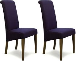 Homestyle GB Italia Dining Chair (Pair) - Purple Fabric Ax Mgaret Purple Velvet Ding Chair Contemporary Room Design Ideas Showcasing Rectangle White Chairs First Fniture Nella Vetrina Visionnaire Ipe Cavalli Single Katie Arm Bri Kitchen Fabric Metal Frame Modern Set Industrial Vintage Wood Iron Antique Finish Cello Buy Wrought Chairspurple The Store Oak Leather And Chairs Archives Cumbria Wooden Effect Legs Living With Back And Arms Also Four Glass Round Table Natural Pine Tabletop