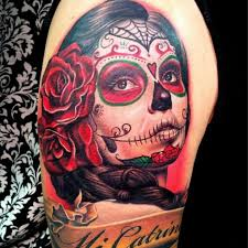 50 Amazing Mexican Tattoo Designs Meanings Skulls Mafia Eagles Flag Gang 2018