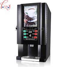 Instant Coffee Machine Commercial Automatic Coffee Drinks Machine