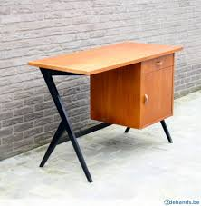 vintage bureau verkocht vintage bureau retro desk te koop 2dehands be