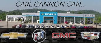 Carl Cannon Chevrolet Buick GMC | New 2019 And Used Chevrolet Buick ...