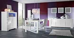 meuble buffet haut blanc laqué design italien