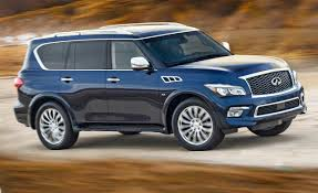 2015 Infiniti QX80 | Review | Car And Driver Infiniti Q50 New Flagship Red Sport 400 Bonus Wheels Groovecar Finiti Qx80 Specs 2014 2015 2016 2017 Aoevolution 2019 Qx50 Priced From 37545 2018infitiqx80dashinterior The Fast Lane Truck Qx60 Information And Photos Zombiedrive Larte Design Qx70 Is Madfast Madsexy Suv Upgrade Program Whatisnewtoday365 Q60 Coupe Images 2018 Review Test Drive Tuesday On Central Qx4 Offroad 4x4 Truckcar Suvs For Sale Reviews Pricing Edmunds Off Roading In Luxury Qx56 Conquers The Road Less