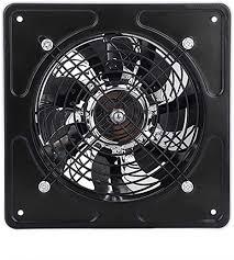 6 zoll 40 watt wand montiert abluftventilator geräuscharm dunstabzugshaube fan home bad küche belüftung axial abluftgebläse strömungsventilator für