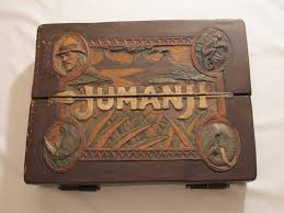 Original Screen Used Jumanji Board SOLD Joe Johnston Sketchbook