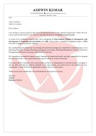 Cover Letter For University Application Pdf Refrence How Write