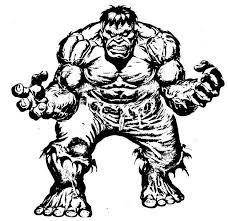 Hulk Or Games Colouring Pages Coloring Prints And Colors