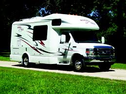 A Class C Motorhome Starts With Cab And Chassis Unit Has The RV Body Added To That Can Be Of Ford GM Or Dodge Van