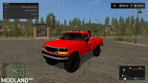 100 Ford Truck Games Powerstroke Beta Mod Farming Simulator 17