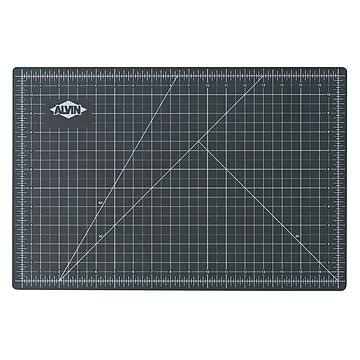 "Alvin Professional Self-Healing Cutting Mat 36"" x 48"" - Green/Black"