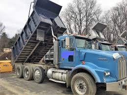 100 Kenworth Dump Truck For Sale 1997 Tri Axle 29000 United Exchange USA