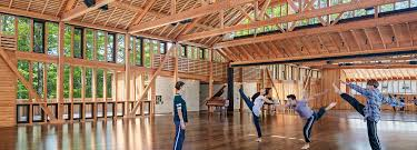 100 Jacobs Architects New Dance Studio For Pillow By Flansburgh