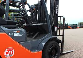 100 Truck Masters Used Forklifts