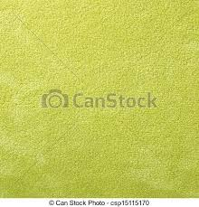 Yellow Abstract Fabric Texture Carpet