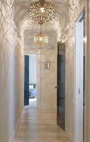 pendant l hallway hanging light glass best lighting ideas