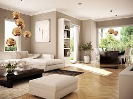 offenes wohnzimmer mit essbereich erker wandgestaltung