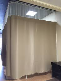 Cubicle Curtain Track Singapore by Medical Cubicle Drapes Savalan Window Decor