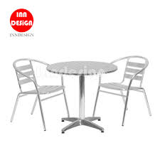 Aluminium Chair / Aluminium Table / Outdoor Set / Furniture / Outdoor Table  Set Stunning White Metal Garden Table And Chairs Fniture Daisy Coffee Set Of 3 Isotop Outdoor Top Cement Comfort Design The 275 Round Alinum Set4 Black Rattan Foldable Leisure Chair Waterproof Cover Rectangular Shelter Cast Iron Table Chair 3d Model 26 Fbx 3ds Max Old Vintage Bistro Table2 Chairs W Armrests Outdoor Sjlland Dark Grey Frsnduvholmen China Patio Ding Dinner With Folding Camping Alinium Alloy Pnic Best Ideas Bathroom