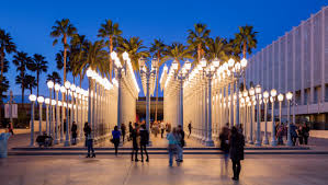 L A s Iconic Installation Urban Light by Chris Burden 69 Turns
