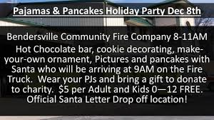 100 Fire Truck Pajamas Pancakes Holiday Party 2018 Community Media