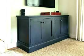 Tall Dining Room Cabinet Good Slim Buffet Buffets Sideboards Black Modern