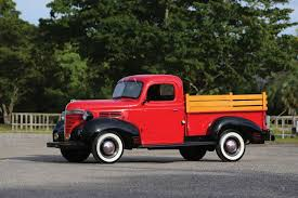 100 1940 Trucks Plymouth PT105 Pickup