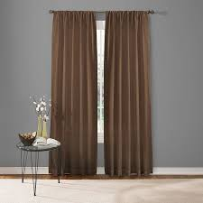 Curved Curtain Rod Kohls by Best 25 Two Tone Curtains Ideas On Pinterest Curtain Ideas For