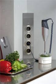 prise pour cuisine prise de cuisine bloc esquina 2 prises électriques et