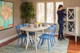 Dining Room Modern Traditional Update Interior Design