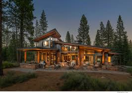 100 Mountain Home Architects 14 Pictures Modern House Plans