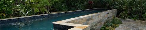 modern lap pool installation in brisbane norfolk pools