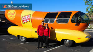 Oscar Mayer Wienermobile In St. George To Break Records For Most ...