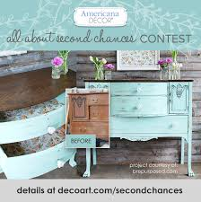 Americana Decor Chalky Finish Paint Lace by Diy Chalky Finish Nightstand Makeover