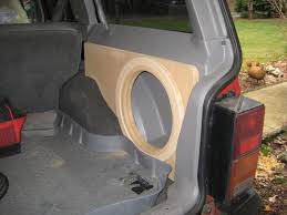 Custom Cherokee Speaker Box - Jeep Cherokee Forum 12 Inch Subwoofer Box For Single Cab Truck Basic Does It Pound Diy Home Depot 5 Gallon Bucket Using A Dodge Ram Quad Cab Speaker 2002 To 2013 Youtube Custom Boxes Cars Best Resource 022016 Chevy Avalanche Or Cadillac Ext Ported Sub 2x10 Car Jl Audio Header News Introduces Insanely Powerful 15 Woofer Enclosure Bass Mdf Black Carpet Boom Van 300tdi Disco Speakers 6x9 Land Rover Forums Goldwood E12sp Vented Cabinet C1500c07a Thunderform Chevrolet Crew Amplified
