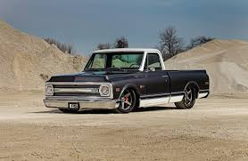 1969 Chevrolet C10 - Smokin' Charcoal C10 - Hot Rod Network