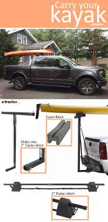 Darby Extend-A-Truck Kayak Carrier W/ Hitch Mounted Load Extender ... How To Properly Secure A Kayak To Roof Rack Youtube Home Made Kayak Rack Car Diy Truck Part 2 Birch Tree Farms S For Your Vehicle Olympic Outdoor Crholympiutdooentercom Car Racks And Truck Bike Carriers 2001 Ford F350 Base Rackbike Rackkayak Installation Best Canoe For Pickup Trucks Toyota Tacoma Cosmecol Top 5 Care Cars Chevy Resource Mazda 6 Elegant