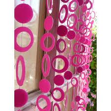 Bamboo Beaded Curtains Walmart by Chic Closet Beads Curtains Walmart Roselawnlutheran
