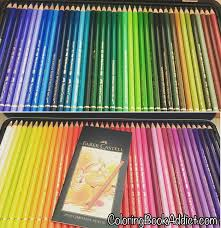 Colored Pencils Adult Coloring Supplies For Book Addicts