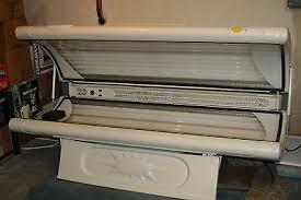 Puretan Tanning Bed by Mega Sun Slimline 28 Tanning Bed 520 00 Picclick